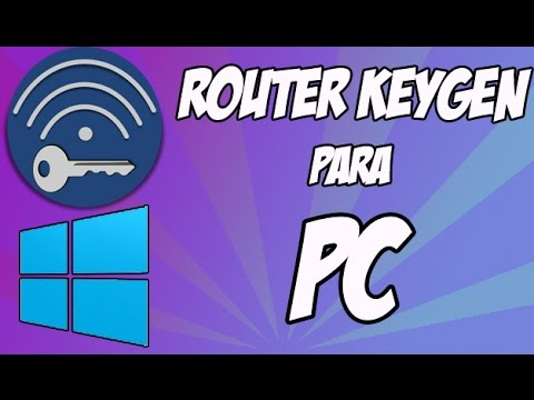 Descarga Router Keygen | PC |