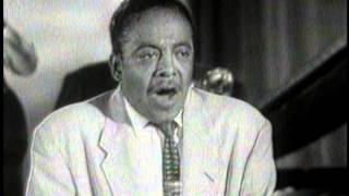 """PAUL """"HUCKLEBUCK"""" WILLIAMS.  Live on Showtime at The Apollo 1954."""