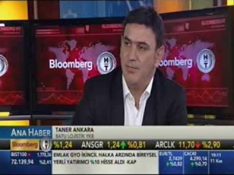 Batu Lojistik Taner Ankara Bloomberg