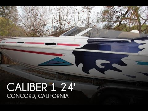 [UNAVAILABLE] Used 1992 Caliber 1 245 Interceptor in Concord, California