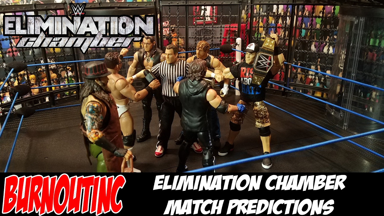 Download BurnoutInc Predicts the WWE Elimination Chamber Match