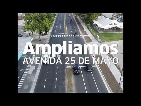 AMPLIACIÓN 25 DE MAYO