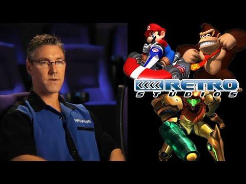 #109 - Bryan Walker Interview (Metroid Prime Trilogy, Donkey Kong, Mario Kart 7, Project Management)