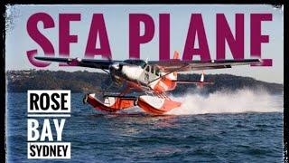 Sydney Seaplanes - Rose Bay