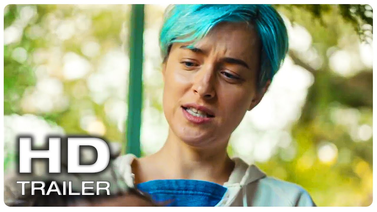 OUR FRIEND Official Trailer #1 (NEW 2021) Dakota Johnson Movie HD