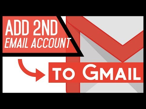 Add Another Email To Your Gmail Account