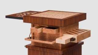 Craig Thibodeau - CT Fine Furniture - Automaton Table