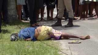 BOCA DE ZERO NOVE - Vendedor de água é assassinado com vários tiros em Feira.