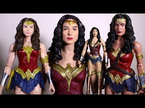 Wonder Woman Big Figs Review