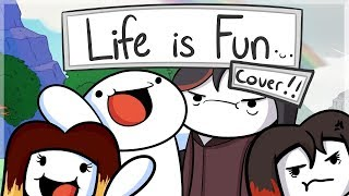 Life Is Fun (TheOdd1sOut ft. Boyinaband) Female Cover