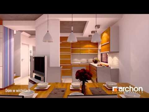 Дом в вистерии - Увлекательнaя прогулкa - проект ARCHON+