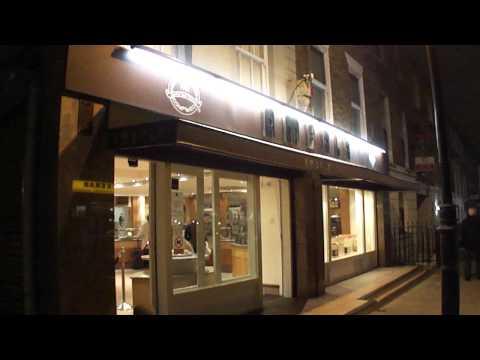 Lots Of Indian Restaurants In Drummond Street, London, England, UK; 12th November 2011