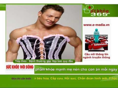 Bản Tin Sức Khỏe 365 Ngày - Số 909: Hẹp bao quy đầu