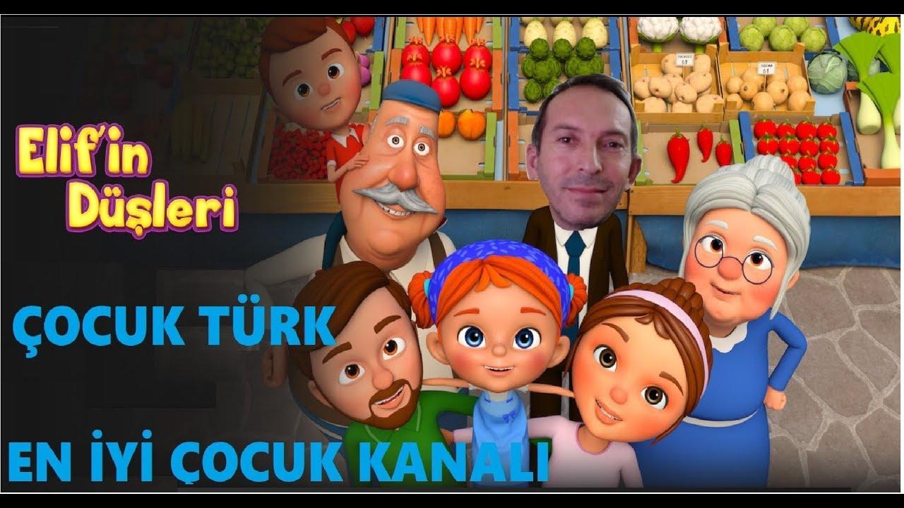 ELİF'İN DÜŞLERİ 2019 - ÇİZGİ FİLM TADINDA OYUN 2. BÖLÜM
