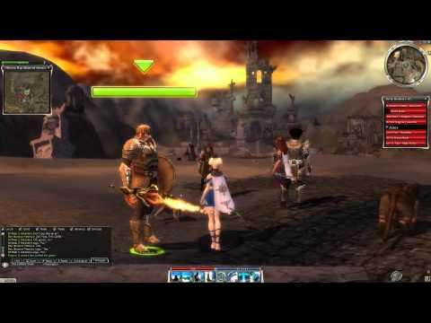 Let's Play Guild Wars - Part 42 - Ruins Of Surmia (Mission) Part 1 of 2