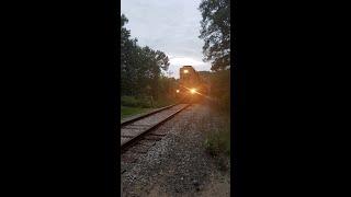 Conway Scenic Railroad Notch Train Locomotive Pulling The Valley Train