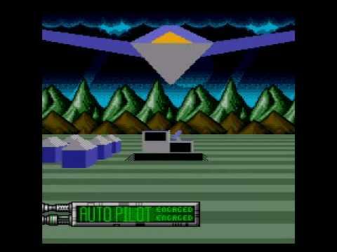 ResQ - 3D bonus stage for Mega Drive/Genesis