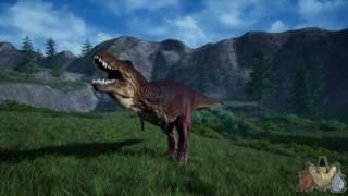 The Isle Tyrannosaurus rex sounds *Updated*