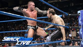 Randy Orton vs. Aiden English: SmackDown LIVE: Sept. 19, 2017 thumbnail