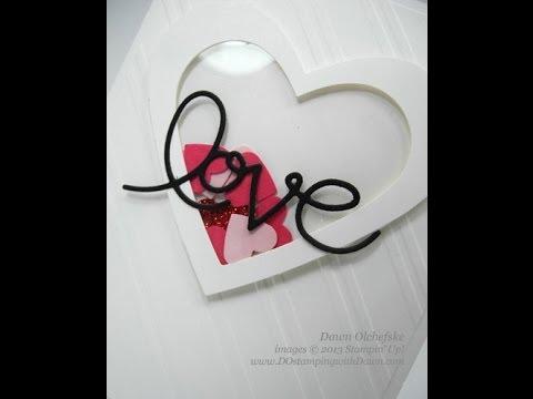 Heart Pop Up Card Funnycat Tv