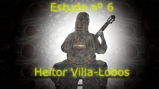 🎸 Estudos nº 1 e 6 de Heitor VIlla-Lobos