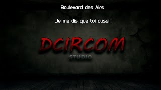 Boulevard des airs - Je me dis que toi aussi (Dcircom Cover)