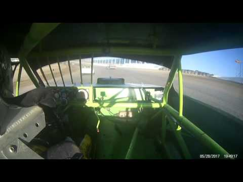 Sweetwater Speedway May 28 IMCA STOCK CAR MAIN IN CAR