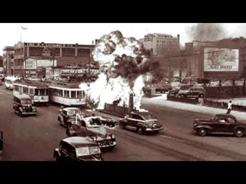 Detroit Urban Renewal and the Destruction of Black Bottom