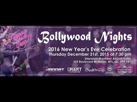 Bollywood Nights 2016 Montreal