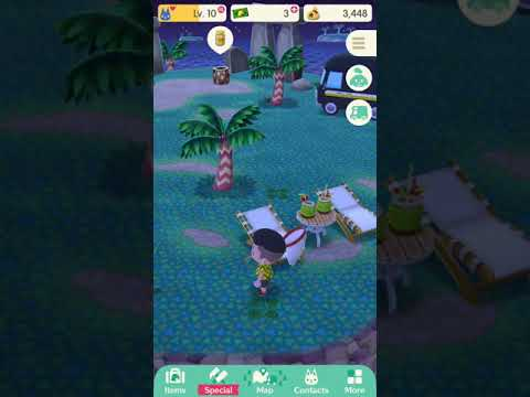 Animal Crossing Pocket Camp Jewel Beetle