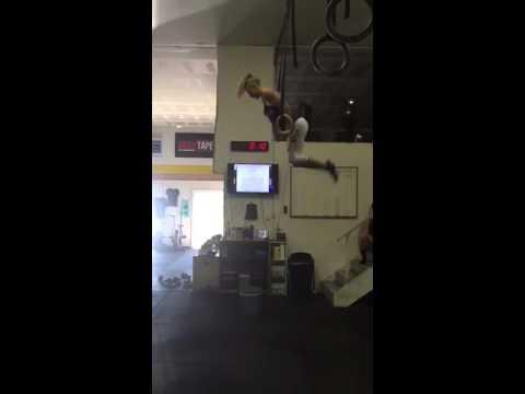 Rachel Goldenberg wodapolooza 2015 muscle ups