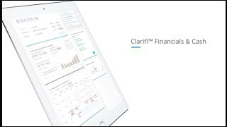 Clarifi™ Financials & Cash by HotSchedules