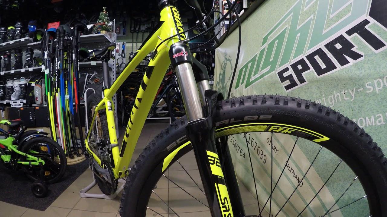2483bc90d2a Велосипед Giant Talon 2 GE 2018 - YouTube
