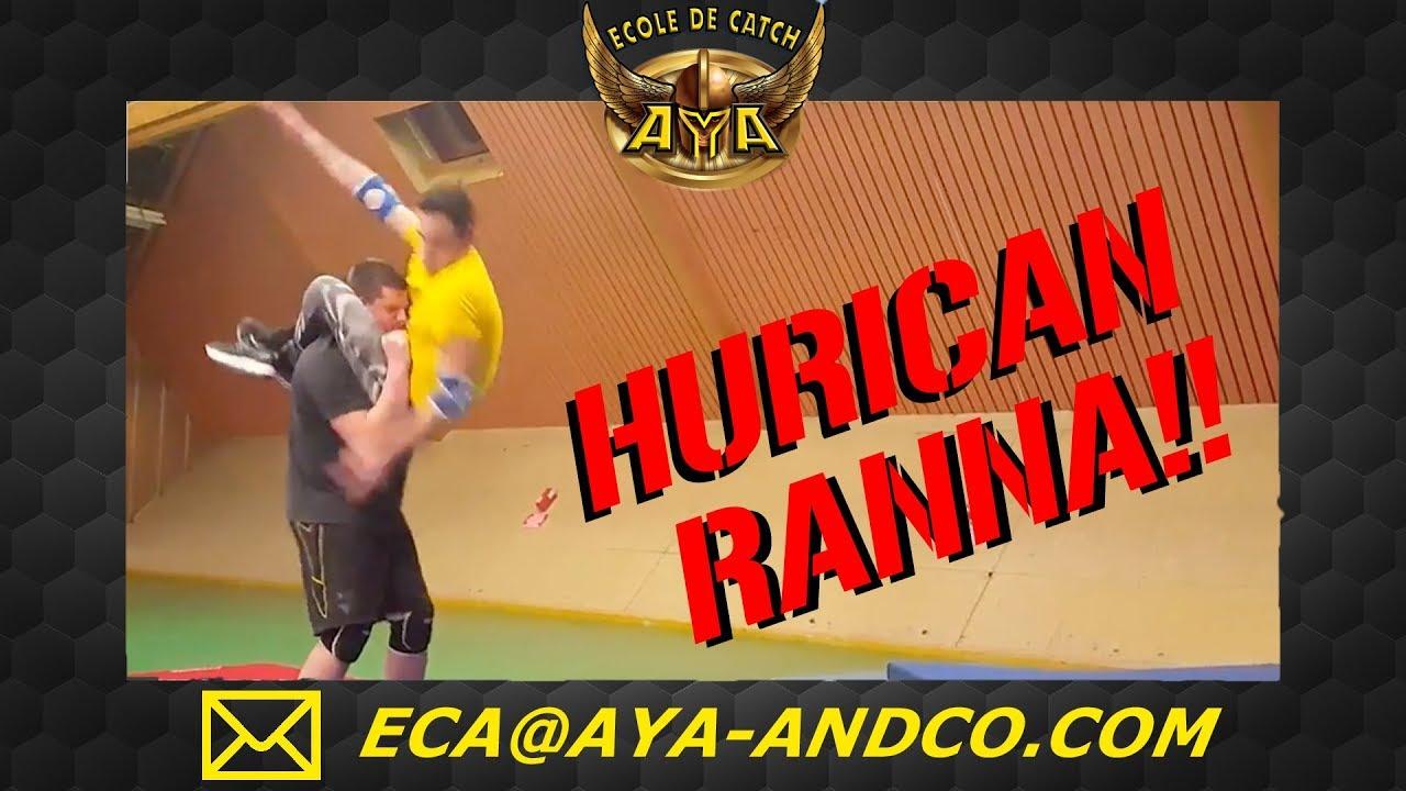 Training Hurican Ranna Club De Catch Eca Rumilly Catch France