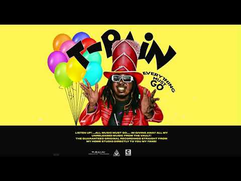 "T-Pain - ""Two Week Notice"" (Official Audio)"