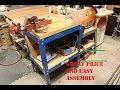 Kreg tool shop stand/work bench system..