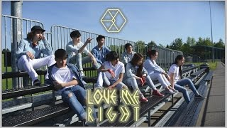 [EAST2WEST][DANCE COVER] Love Me Right (러브 미 라잇) - EXO (엑소)