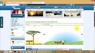 شرح موقع Busuu لتعليم اللغات