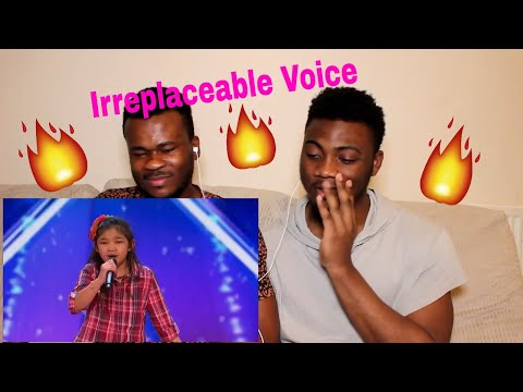 Angelica Hale: 9-Year-Old Singer Stuns the Crowd  - America's Got Talent 2017 @ C thrones Reactions