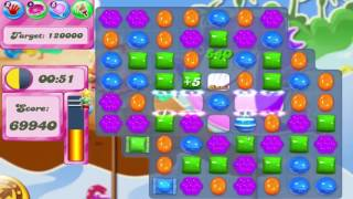 Candy Crush Saga Level 1632 (Timed) No Boosters ✫✫✫