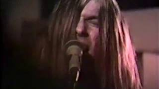 """""""School"""" - Nirvana - 12/28/88 - [Multicam/HQ-Audio/Prev-Unseen] - The Underground - Seattle, WA"""