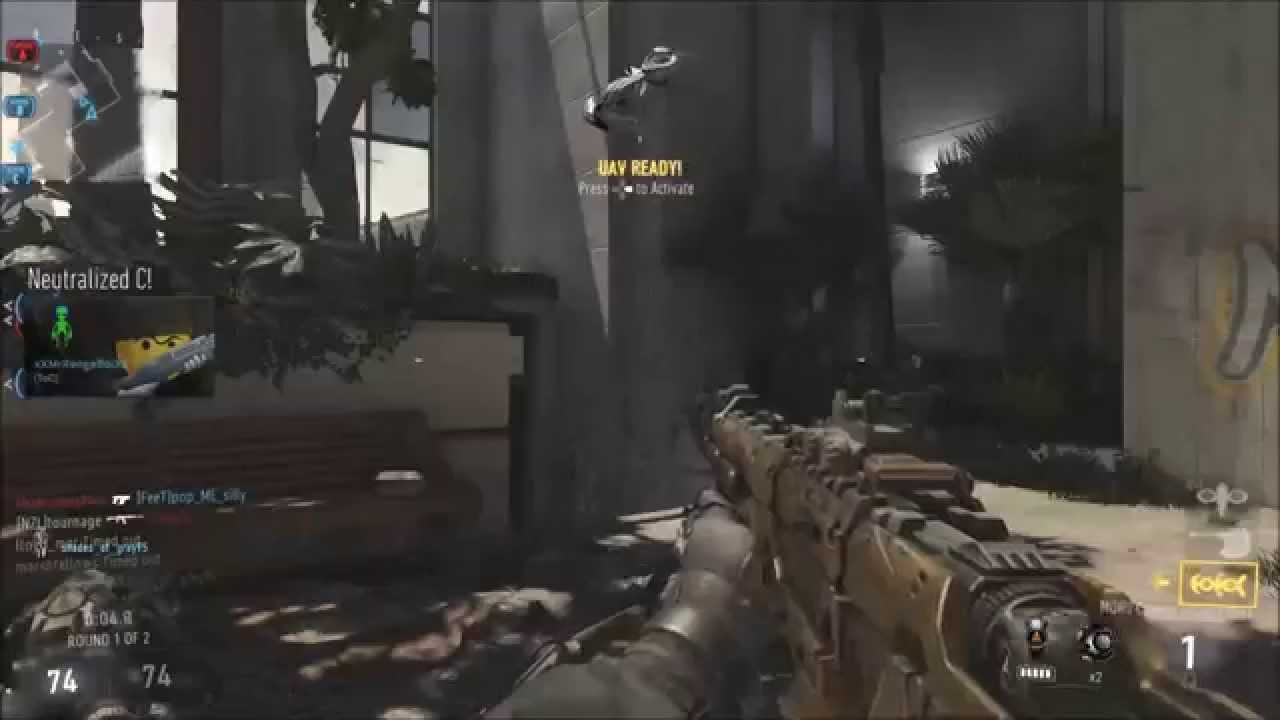 (Mors iron sight) game-play domination comeback