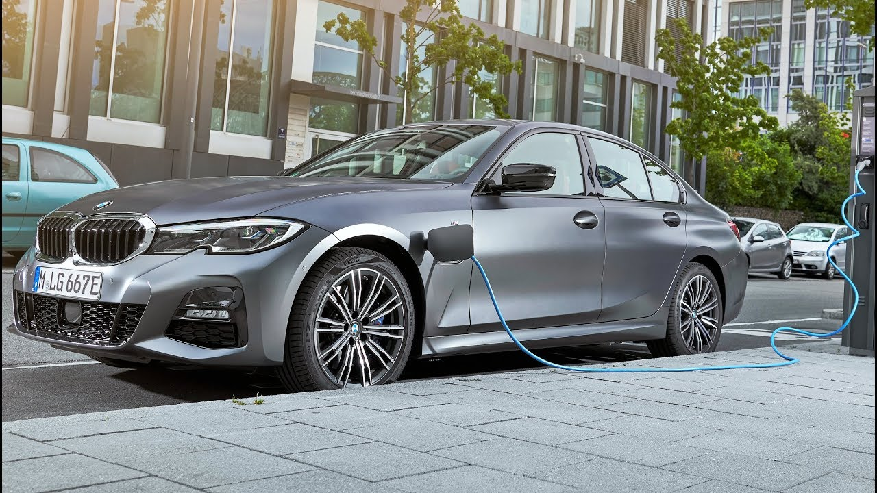 2020 Bmw 330e Plug In Hybrid Sportier And Efficient Sedan