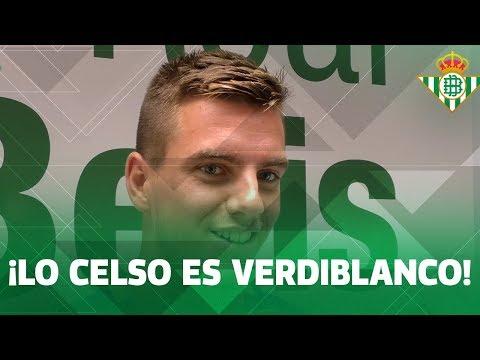 El Betis ejerce la opción de compra por Lo Celso y lo ficha hasta 2023