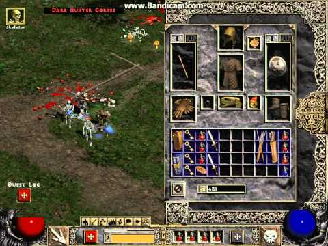 Diablo 2 CoOp play with Bigblockchevy