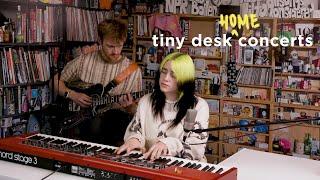 Billie Eilish: Tiny Desk (Home) Concert