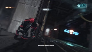Batman Arkham Knight: Nightwing