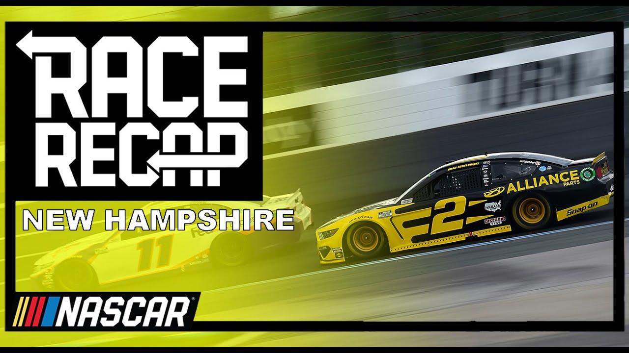 Bad Brad Keselowski smokes the field at New Hampshire Motor Speedway | NASCAR Cup Series Race Recap