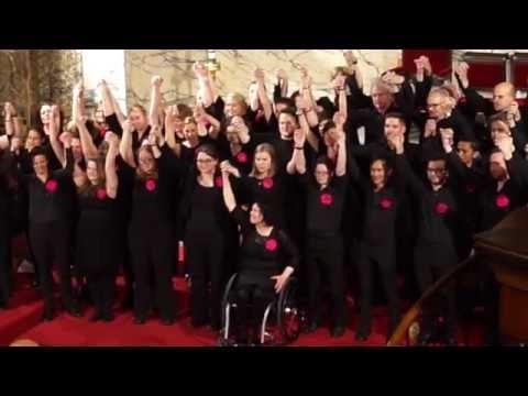 #SingForOrlando - 'Hand in Hand'