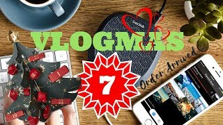 🎄Vlogmas Day 7 New Vlogger Gadget for iPhone  | Sandisk iXpand Base